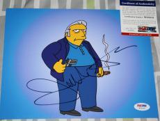 FAT TONY Joe Mantegna signed 8 x 10, Criminal Minds, The Simpsons, PSA/DNA, COA