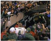 Brett Favre Green Bay Packers Autographed 8'' x 10'' Walking Away Photograph - Mounted Memories