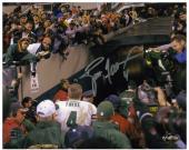 "Brett Favre Green Bay Packers Autographed 8"" x 10"" Walking Away Photograph"