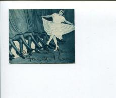 Fayette Perry Early Theater Actress Ethel's Romeos Signed Autograph Photo