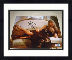 Fergie Signed 8x10 Photo PSA/DNA COA Autographed Black Eyed Peas a