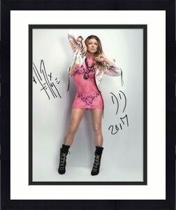 FERGIE SIGNED AUTOGRAPH 11x14 PHOTO - SEXY, STUNNING, BLACK EYED PEAS, WILL I AM