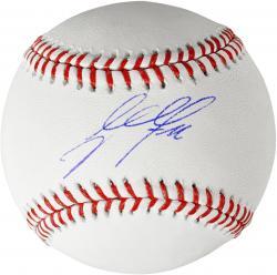 Jose Fernandez Miami Marlins Autographed Baseball