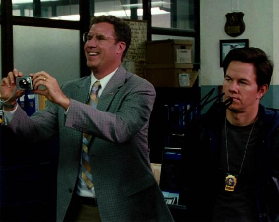 Ferrell And Wahlberg Signed 8x10 Other Guys Photo EXACT PROOF UACC RD COA AFTAL