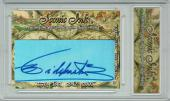 Fidel Castro 2018 World Leaders Iconic Ink Signed Cut Auto 1/1 Card JSA