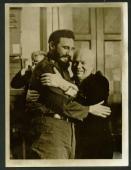 Fidel Castro Nikita Khrushchev Original 5x7 Wire First Generation Photograph