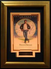 Field of Dreams signed 22X30 Masterprint Poster Custom Gold Framed w/ Kevin Costner (movie/entertainment/photo)