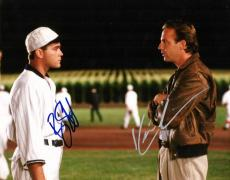 Field Of Dreams Signed - Autographed 11x14 Photo by Ray Liotta and Kevin Costner