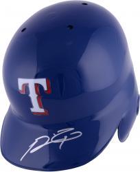 Prince Fielder Texas Rangers Autographed Batting Helmet