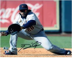 """Prince Fielder Detroit Tigers Autographed 8"""" x 10"""" Photograph"""