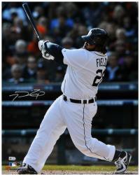 Prince Fielder Detroit Tigers Autographed 16'' x 20'' Sunglasses Photograph