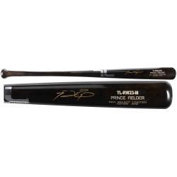 Prince Fielder Texas Rangers Autographed Tucci Game Model Bat