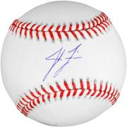 Josh Fields Autographed Baseball
