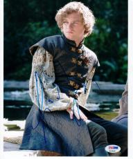 Finn Jones Game of Thrones signed 8x10 photo PSA/DNA Ser Loras Tyrell