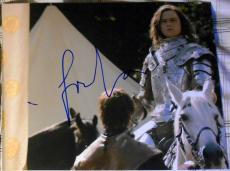 "Finn Jones Signed Autograph ""game Of Thrones"" Stud On Horse Classic 8x10 Photo"