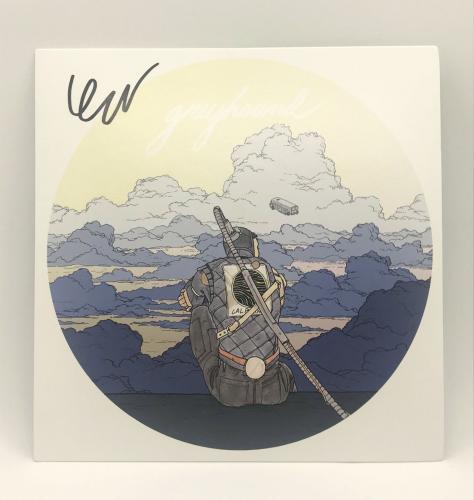 Finn Wolfhard Autograph Stranger Things Vinyl Record Signed JSA COA