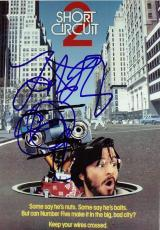 Fisher Stevens Signed 8x10 Photo w/COA Short Circuit Stand up Guys #1