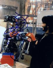 Fisher Stevens Signed 8x10 Photo w/COA Short Circuit Stand up Guys #2