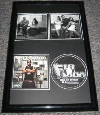 Flo Rida Framed 11x17 Photo & CD Display Mail on Sunday