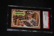 Florence Henderson 1971 Topps Brady Bunch Signed Autographed Card Sgc Authentic