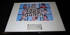Florence Henderson Signed Framed 11x14 Photo Display Brady Bunch Carol