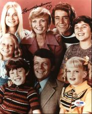 Florence Henderson The Brady Bunch Signed 8X10 Photo PSA/DNA #AA86922