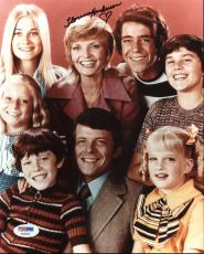 Florence Henderson The Brady Bunch Signed 8X10 Photo PSA/DNA #AB43601