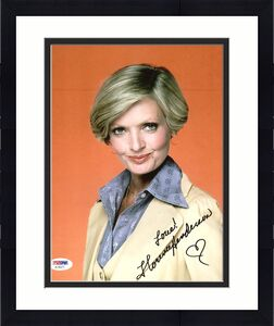 Florence Henderson The Brady Bunch Signed 8X10 Photo PSA/DNA #AC45271