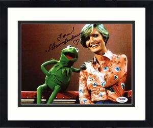 Florence Henderson The Brady Bunch Signed 8X10 Photo PSA/DNA #Z92032
