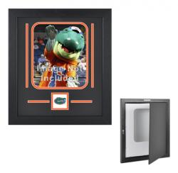 "Florida Gators 8"" x 10"" Vertical Setup Frame with Team Logo - Mounted Memories"