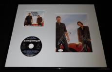 Florida Georgia Line 16x20 Signed Framed Photo & CD Display JSA