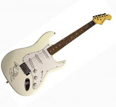 Florida Georgia Line X2 Autographed Signed Guitar Body AFTAL UACC RD COA