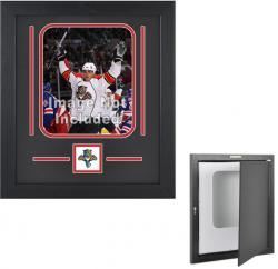 Florida Panthers Vertical 8'' x 10'' Photo Display Case - Mounted Memories