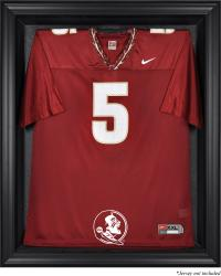 Florida State Seminoles Black Framed Jersey Display Case