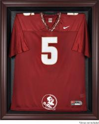 Florida State Seminoles Mahogany Framed Jersey Display Case