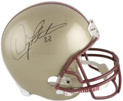 Doug Flutie Boston College Eagles Autographed Riddell Replica Helmet
