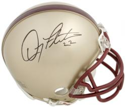 Doug Flutie Boston College Eagles Autographed Mini Helmet - Mounted Memories