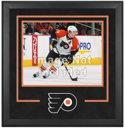 "Philadelphia Flyers Deluxe 16"" x 20"" Horizontal Photograph Frame"