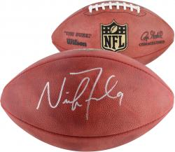 Nick Foles Philadelphia Eagles Autographed Duke Pro Football