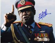 Forest Whitaker Signed 8x10 Photo w/coa The Last King Of Scotland