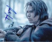Forrest Goodluck Signed The Revenant 8x10 Photo Authentic Autograph Coa B
