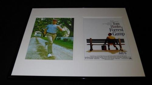 Forrest Gump Framed 16x20 Poster Photo Set Tom Hanks