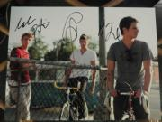 Foster The People Signed 8x10 Photo Pumped Up Kicks 3x