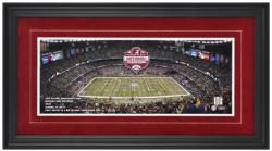 Alabama Crimson 2011 BCS National Champions Tide Framed Panoramic - Mounted Memories