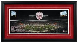 Alabama Crimson Tide 2012 BCS National Champions Gameday Framed Panoramic - Mounted Memories