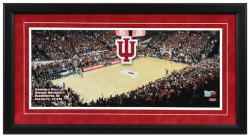 Assembly Hall Indiana Hoosiers Gameday Framed Panoramic