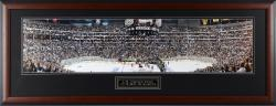Los Angeles Kings 2012 Stanley Cup Champions Framed Panoramic - Mounted Memories
