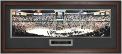 New Jersey Devils 2003 Stanley Cup Champions Framed Panoramic Photo - Mounted Memories