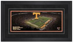 Neyland Stadium Tennessee Volunteers Gameday Framed Panoramic - Mounted Memories