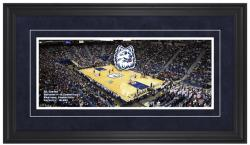 XL Center Connecticut Huskies Gameday Framed Panoramic - Mounted Memories